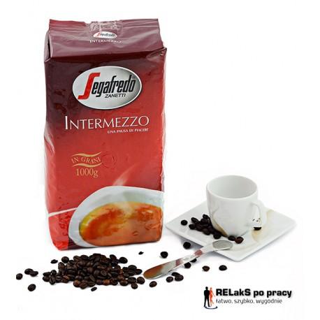 Kawa ziarnista Segafredo Intermezzo 1 kg