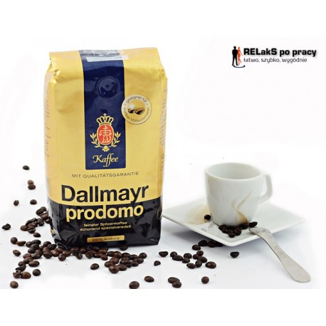 Kawa ziarnista Dallmayr Prodomo  500 g.