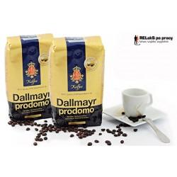 Duopak kawa ziarnista Dallmayr Prodomo  2 x 500 g.