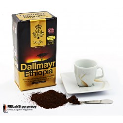 Kawa mielona Dallmayr Ethiopia 500g