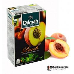 Herbata Dilmah Peach 20 torebek