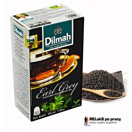 Herbata Dilmah Earl Grey 20 torebek
