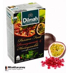 Herbata Dilmah Passion, Fruit & Pomegrante 20 torebek