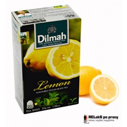 Herbata Dilmah Lemon 20 torebek