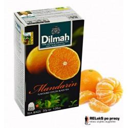 Herbata Dilmah Mandarin 20 torebek
