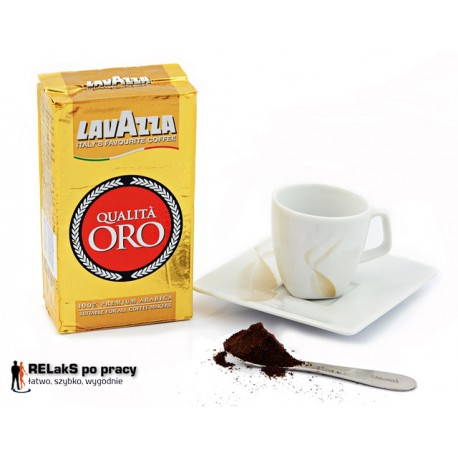 Kawa zmielona Lavazza Qualita Oro 250 g.