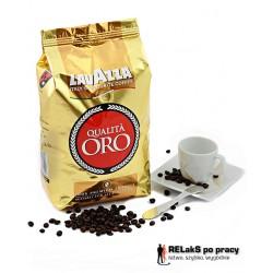 Kawa ziarnista Lavazza Qualita Oro 1 kg