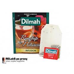 Herbata Dilmah Rosehip & Hibiscus [1x1.5g]