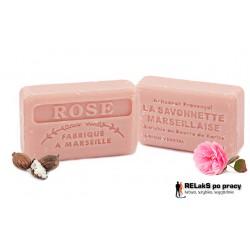 Mydło marsylskie róża 125 g