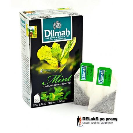 Herbata Dilmah Mint 20 torebek