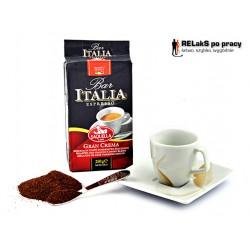 Kawa mielona Saquella Bar Italia Gran Crema 250g