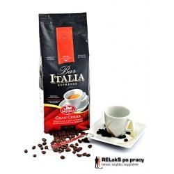 Kawa ziarnista Saquella Bar Italia Gran Crema 500g