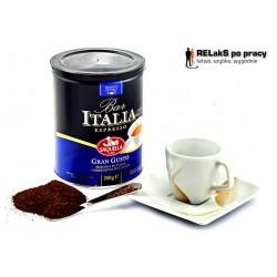 Kawa mielona Sequella Bar Italia Gran Gusto puszka 250 g