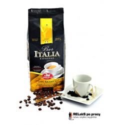 Kawa ziarnista Saquella Bar Italia 100% Arabica 500g