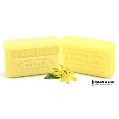Mydło marsylskie o zapachu Ylang-ylang 125g
