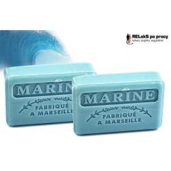 Duopak mydło marsylskie o morskim zapachu 125g