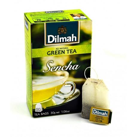 Dilmah Green Tea Sencha [20x1.5g]