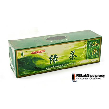 Herbata Zielona prasowana w kostkach - 125g