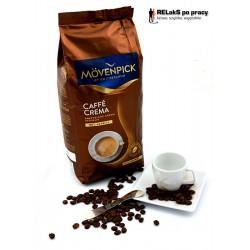 Kawa ziarnista MOVENPICK Caffe Crema 1 kg