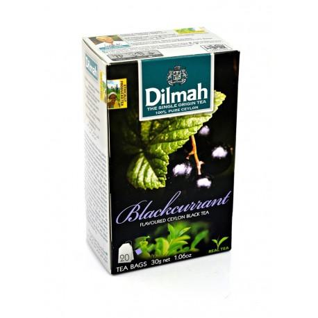 Herbata Dilmah Blackcurrant 20 torebek