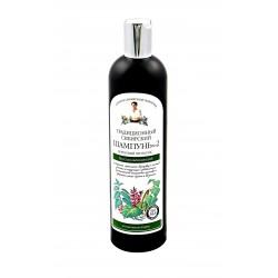 Syberyjski szampon do włosów na brzozowym propolisie – regenerujący, 550ml