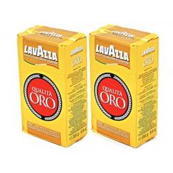 Duopak kawa zmielona Lavazza Qualita Oro 250 g