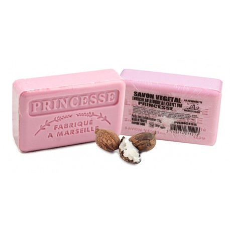 Mydło marsylskie księżniczka 125g