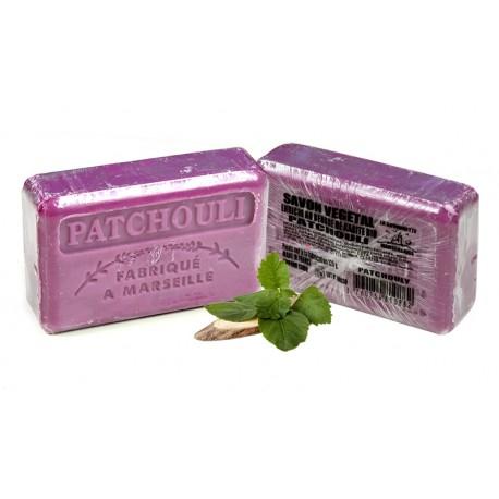 Mydło marsylskie Patchouli 125g