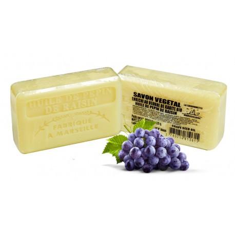 Mydło marsylskie Olej z pestek winogron 125g