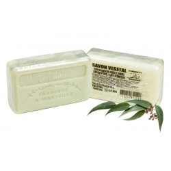 Mydło marsylskie Eukaliptus + Ośle mleko 125g