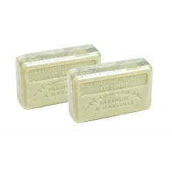 Duopak mydło marsylskie Eukaliptus + Ośle mleko 2x125g