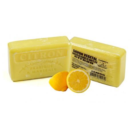 Mydło marsylskie cytryna 125g