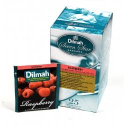 Herbata Dilmah Raspberry 25 kopert