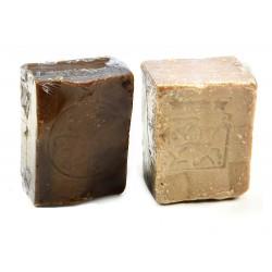 Zestaw Mydło Aleppo 70% + 50% oleju laurowego 2x 200g