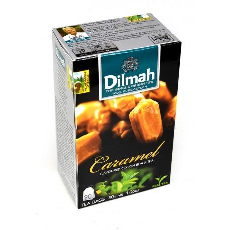 Herbata Dilmah Caramel  20 torebek