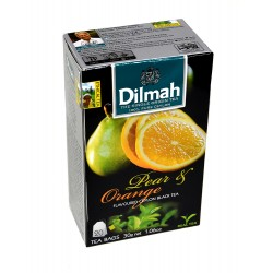 Herbata Dilmah Pear & Orange 20 torebek
