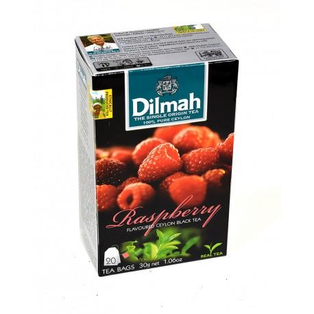 Herbata Dilmah Raspberry 20 torebek