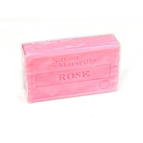 Mydło marsylskie Róża 100g