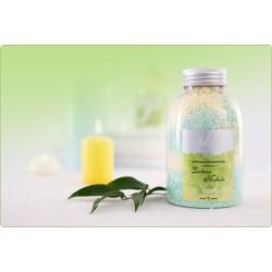 Sól mineralna - Zielona herbata 550g