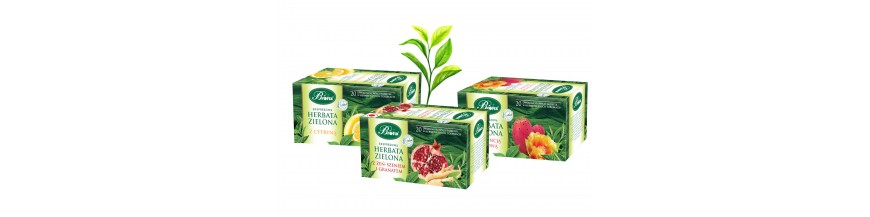 Herbaty zielone Bifix