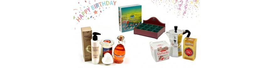 Zestawy na prezent imieninowy/urodzinowy