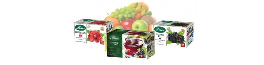 Herbaty owocowe classic w torebkach